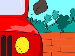 Handicap y Facultad de Medicina UdeA - ilustraciones para videojuego